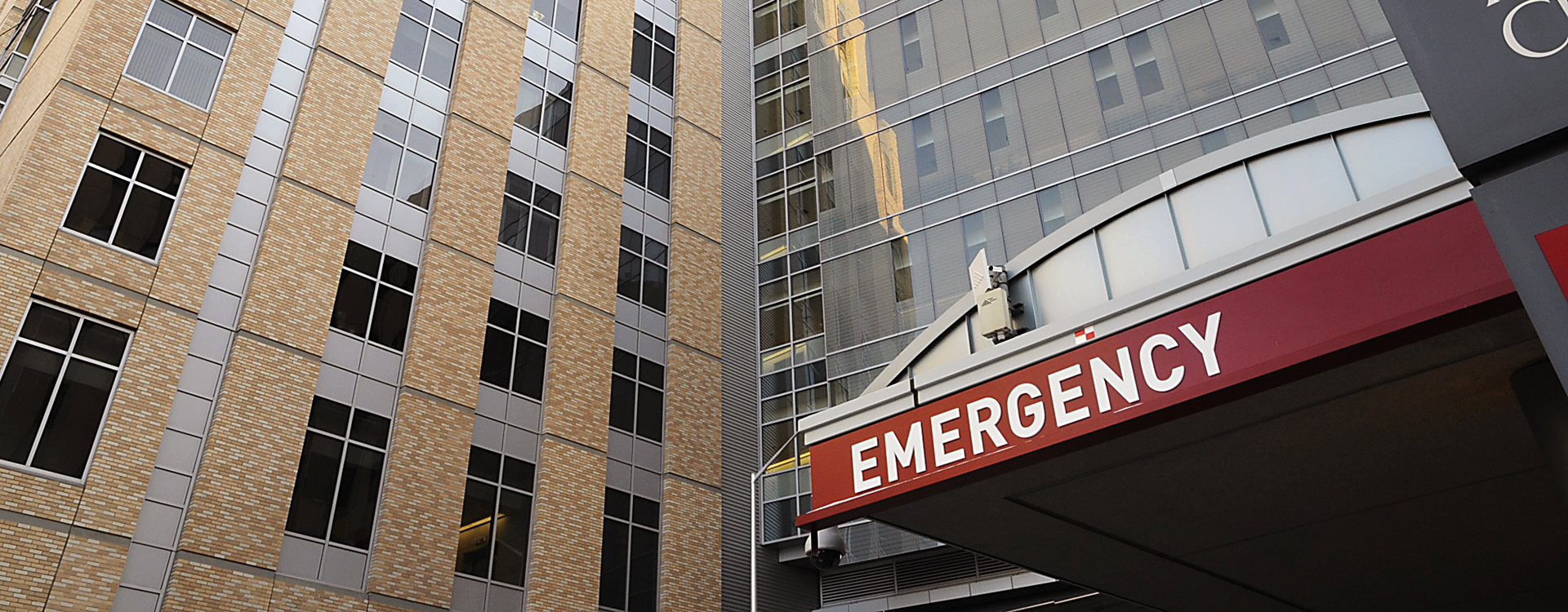 Harborview emergency room entrance
